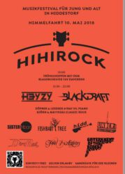 HiHiRock 2018